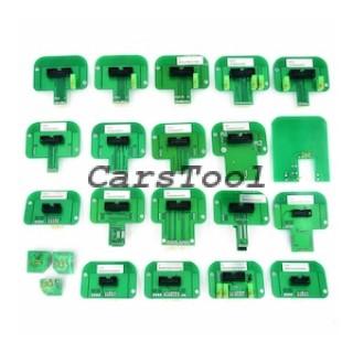 Набор BDM адаптеров 22 шт. для перепрошивки ЭБУ Denso, Marelli, Bosch, Siemens.